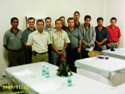 A Renocap e a Bandag promove curso de formação para a equipe de vendas. Ministrado pelo consultor José Luiz