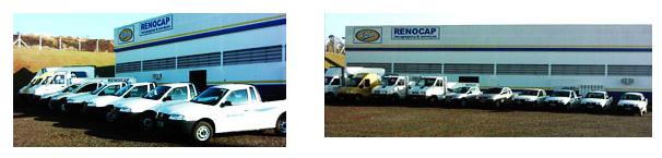 Renocap expande a frota, visando atender cada vez mais sua região de vendas e ficar mais perto do seu cliente.