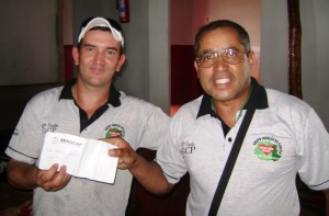 18 FESTA DOS CAMINHONEIROS GCP  DIA 28 12 2014 MANOEL RIBAS. CLAUDIO APARECIDO RIGO